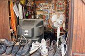 Old shoe repairman