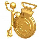 Gold Medal Euro Winner