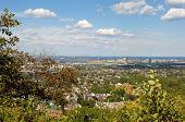 Panorama View Of Hamilton, Canada.