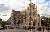 Basilique Notre-dame De Geneve