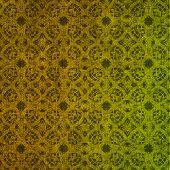 Celtic Style Pattern Background