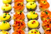 Miniature Cupcakes