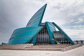 Concert Hall In Astana, Kazakhstan