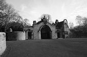 Archway into Castle