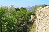 Fortaleza De La Mota en San Sebastian (donostia)