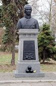 Monument To Admiral Ushakov In Kerch