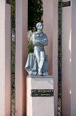 Monument To Pushkin In Kerch