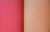 Two automotive interior leather wrap background