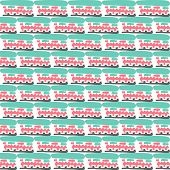 Abstract seamless aztec pattern. Colorful  geometric vector pattern.