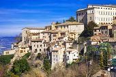 medieval Italy series - Todi, Umbria