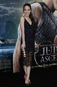 LOS ANGELES - FEB 2: Kelli Berglund at the 'Jupiter Ascending' Los Angeles Premiere at TCL Chinese Theater on February 2, 2015 in Hollywood, Los Angeles, California