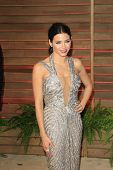 WEST HOLLYWOOD - MAR 2:: Jenna Dewan-Tatum at the 2014 Vanity Fair Oscar Party on March 2, 2014 in West Hollywood, California