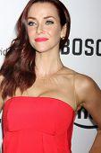 LOS ANGELES - FEB 3:  Annie Wersching at the