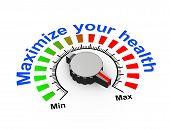 3D Knob - Maximize Your Health
