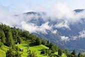 Scene In The Julian Alps