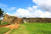 Stairs, Galle Fort