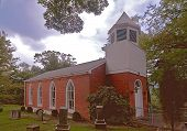 Little Old Church in WV