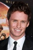 LOS ANGELES - FEB 2:  Eddie Redmayne at the