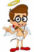 Geeky Cupid Character