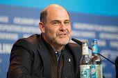 BERLIN- FEBRUARY, 05: Matthew Weiner. International Jury of Berlinale. Press Conference at Hyatt Hotel, February, 05, 2015 in Berlin, Germany