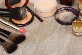 Basic make-up