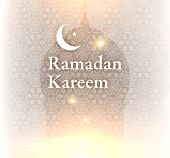 picture of greeting card design  - Ramadan Kareem - JPG