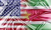 foto of suriname  - USA and Suriname - JPG