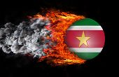 image of suriname  - Concept of speed  - JPG
