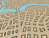 Cidade de ângulo
