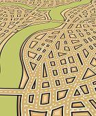 Angled Streets