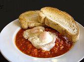 Delicious Napoli Eggs