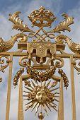 Versailles Gate Detail