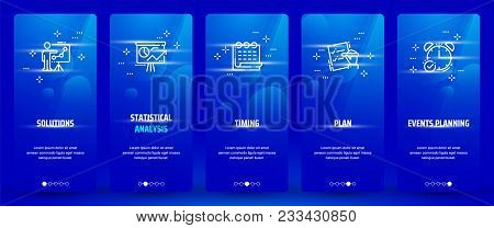 Solutions Statistical Analysis Plan Events