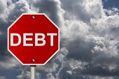 Stop Getting Into Debt