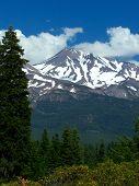 Monte Shasta, Califórnia do Norte