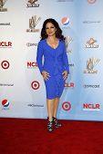 LOS ANGELES - SEP 10:  Gloria Estefan arriving at the 2011 NCLR ALMA Awards held at Santa Monica Civ