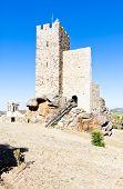 Burg Mogadouro, Tras os Montes, portugal