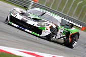 SEPANG - JUNE 17: Frank Yu of Craft Eurasia Racing in a Ford GT GT3 takes to the tracks of the Sepan