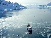 Sarpik Ittuk At Alimirante Brown, Antarctica