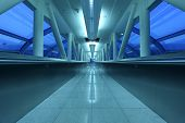Airport Gangway In Dubai