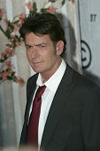 CULVER CITY, CA - SEPT. 10: Charlie Sheen arrives at the Comedy Central Roast of Charlie Sheen at So