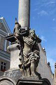 Saint Wenceslas statue