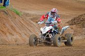 MOSCOW-SEPTEMBER 10: Cup XSR-MOTO.RU Cross Country in 2011 Stage III September 10 2011. Moscow Shere
