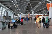 Warsaw Airport Interior