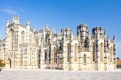 Mosteiro de Santa Maria da vitória, Batalha, Estremadura, Portugal