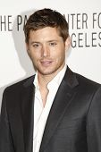 BEVERLY HILLS - MAR 13:  Jensen Ackles arriving at the Paleyfest 2011 event honoring Supernatural in