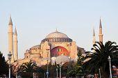 Istanbul. Aya Sofia.