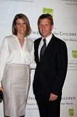 LOS ANGELES - MAY 21:  Colleen Bell, Brad Bell arrives at the 2012 United Friends of the Children Ga