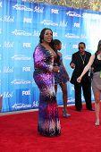 LOS ANGELES - 23 de maio: Fantasia Barrino chega