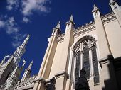 Church In Madrid